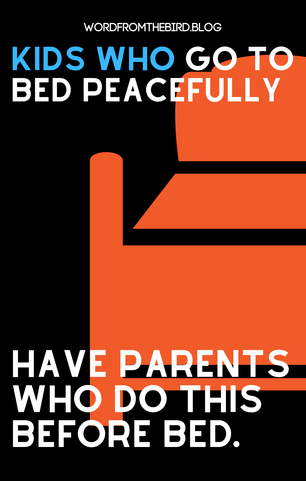 Photo of 8 tips on how parents can get their kids to bed peacefully, and STAYING in bed. …
