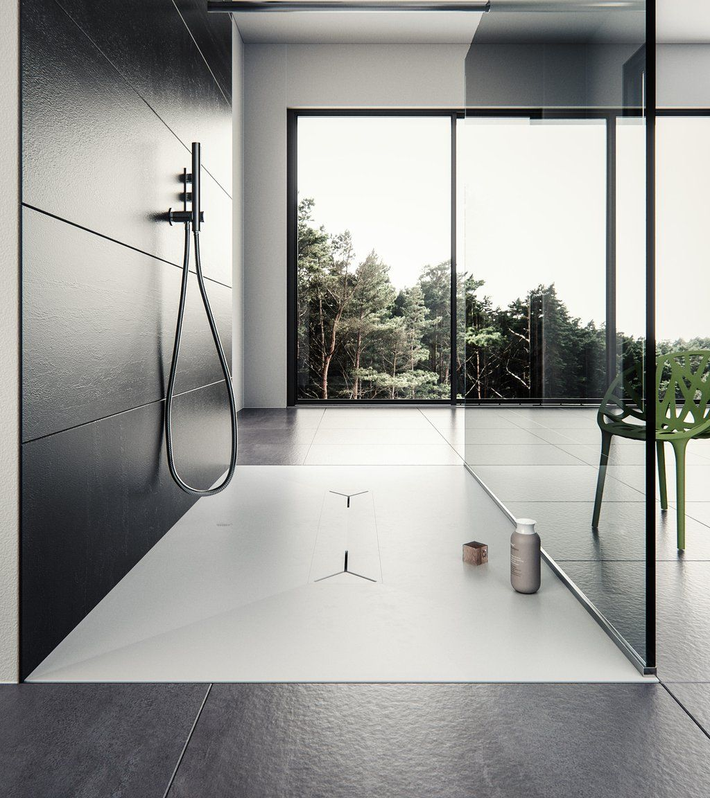 Photo of MONOLIT shower pan
