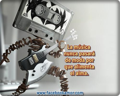 Frases Para Facebook P 2: Imágenes Con Frases De Música Para Facebook Imagenes