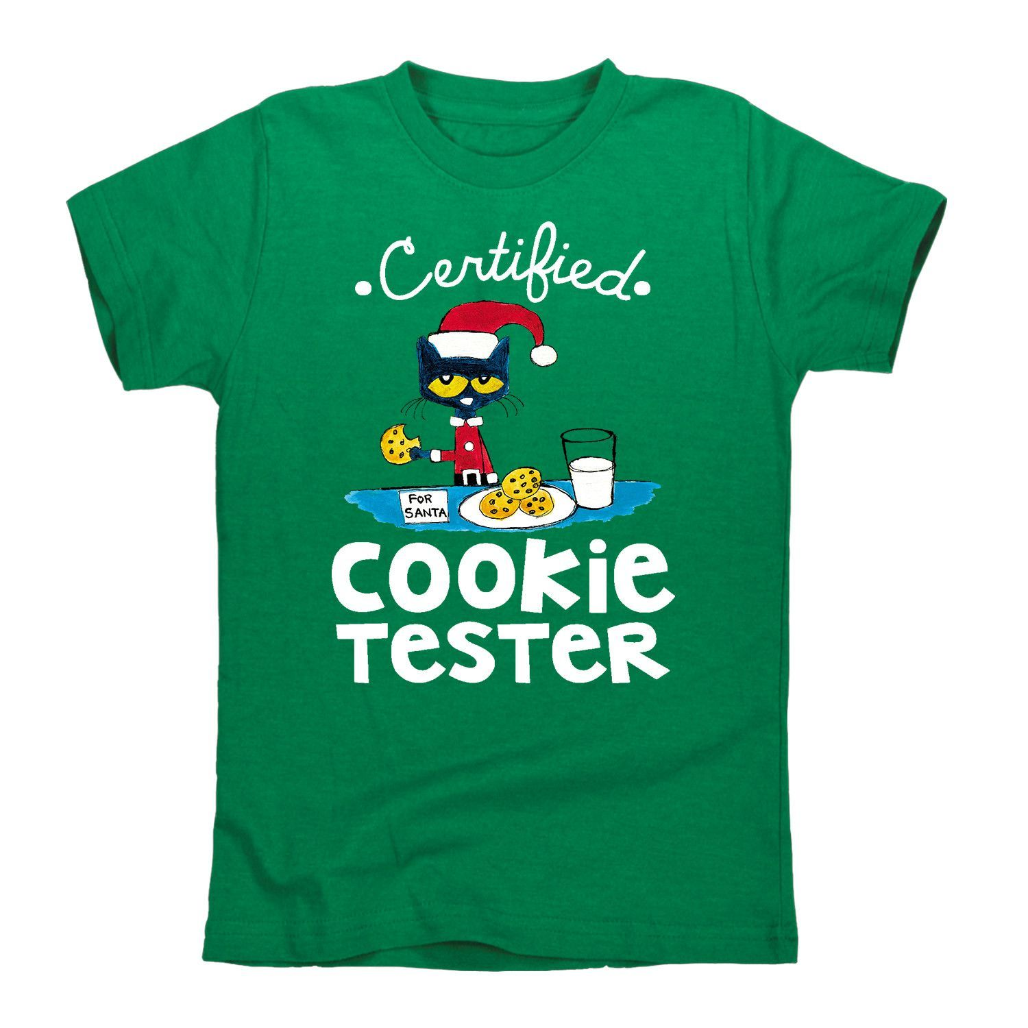 These Super Cute Pete The Cat Christmas Tees Are Perfect