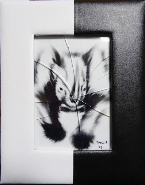 イラスト画「サイ(1/1)」[雄一] | ART-Meter
