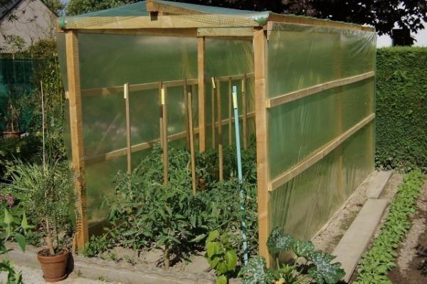 abri tomates recherche google jardinage pinterest. Black Bedroom Furniture Sets. Home Design Ideas