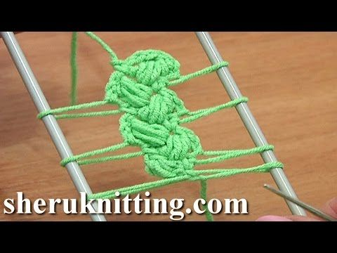Crochet Braid On Hairpin Loom How To Tutorial 10 Crochet Puff