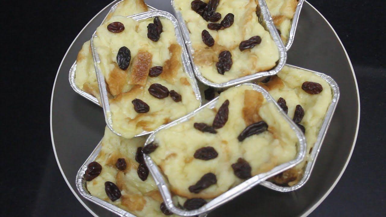 Resep Puding Roti Tawar Kukus Youtube Indonesian Desserts Healty Food Roti