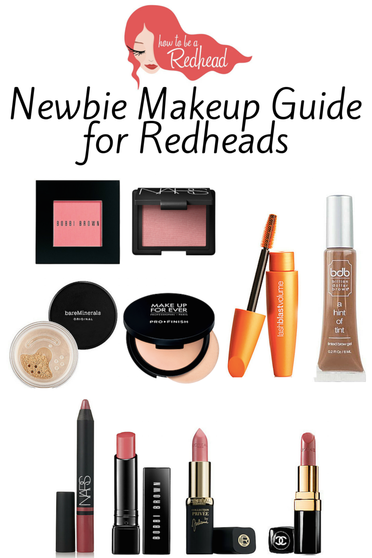Bare minerals blush color for redhead