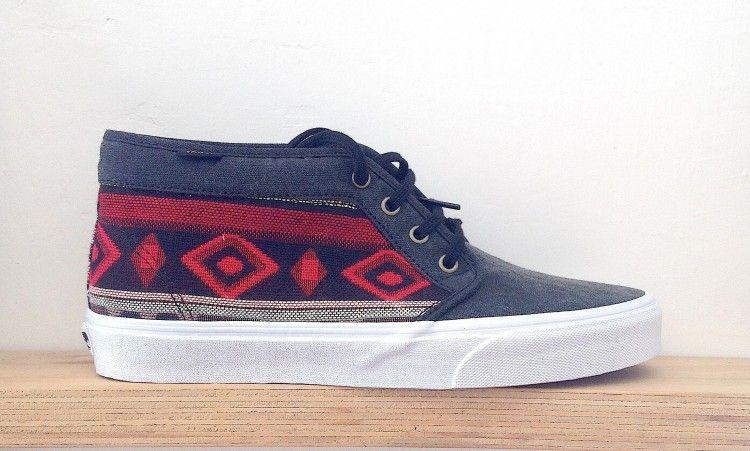 a38afc5898 Vans Chukka Boot Inca