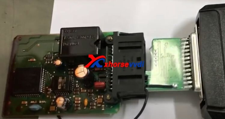 How To Use Vvdi2 And Vvdi Prog Program Bmw 523i E39 2003 With Ews3 Adapter Adapter Graphic Card Bmw