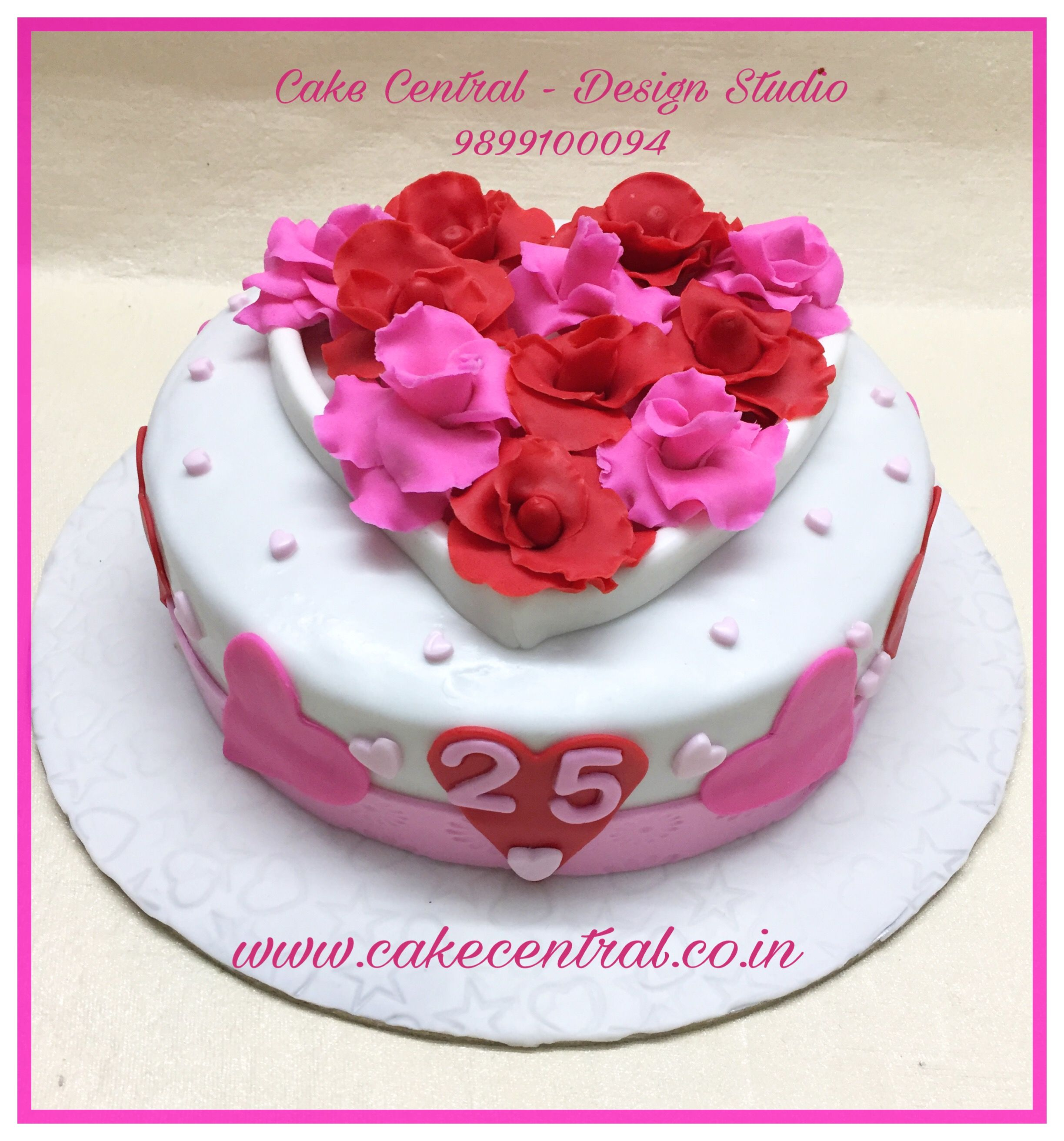 Roses cake an elegnet birthday cake or a anniversary cake for a roses cake an elegnet birthday cake or a anniversary cake for a flower lover with izmirmasajfo Image collections