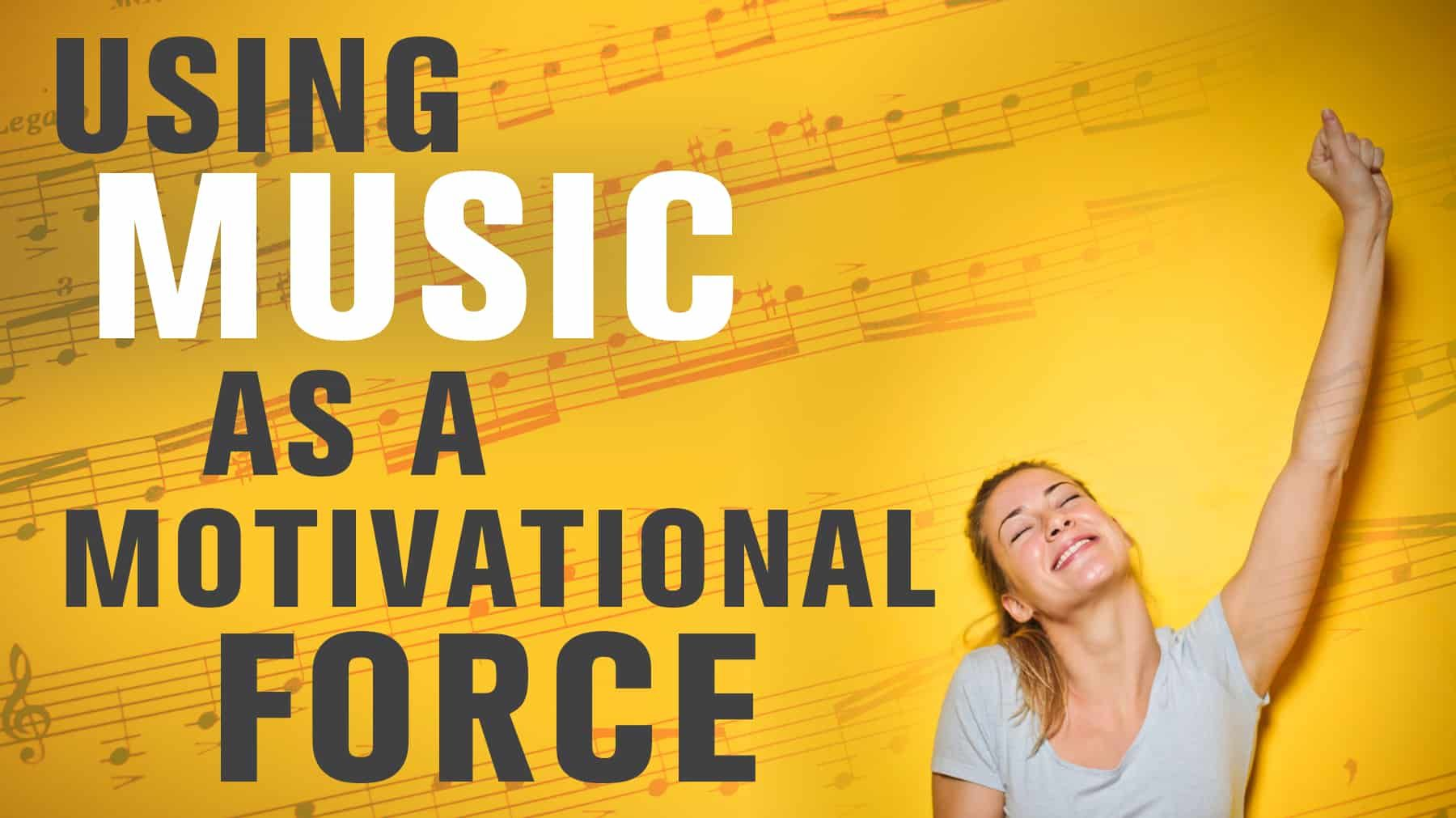 Using Music As A Motivational Force Motivation Coaching Volleyball Music