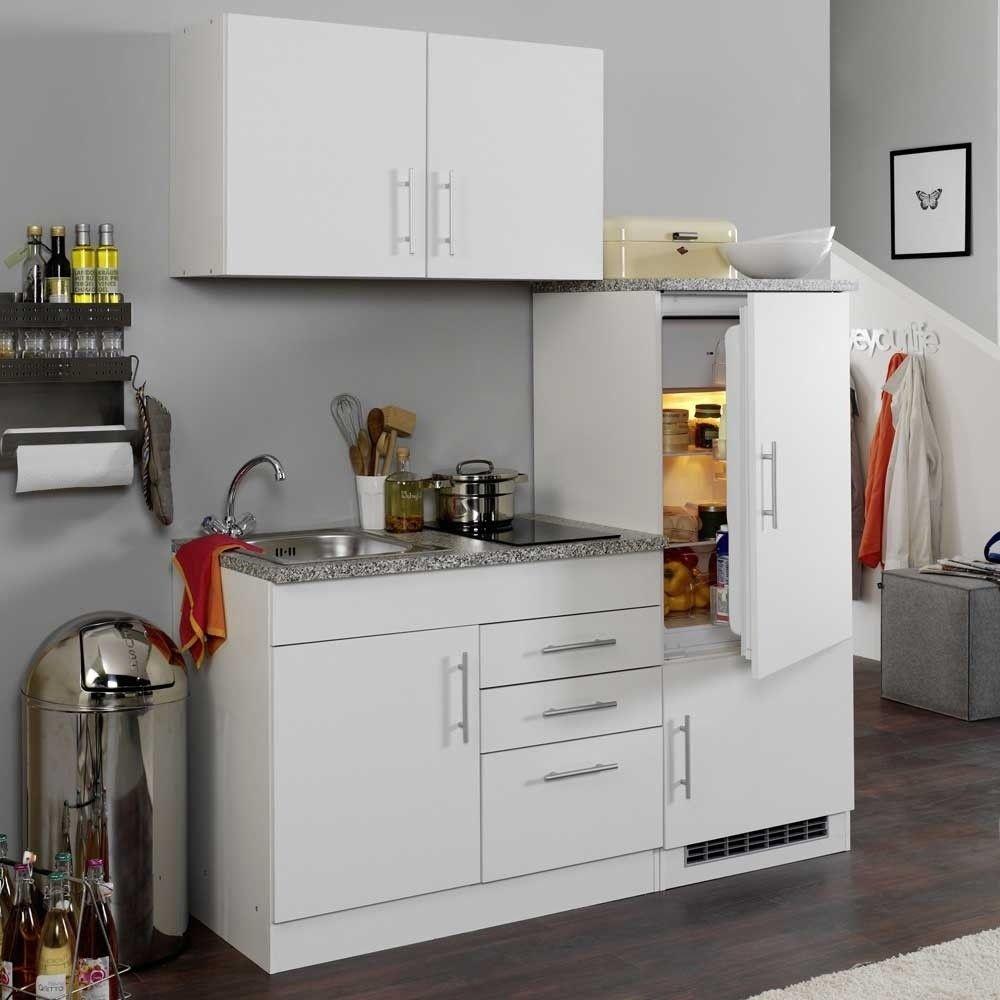 Küchenzeile Avila mit Herd (4-teilig) | Moderne Wohnwelten ...