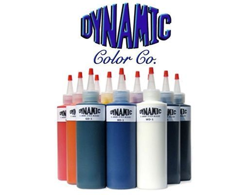 Details About Dynamic Color 24 Pack Tattoo Ink Set 1 Oz Bottle Bright Vibrant Color Supply Tattoo Ink Sets Dynamic Tattoo Ink Red Tattoos