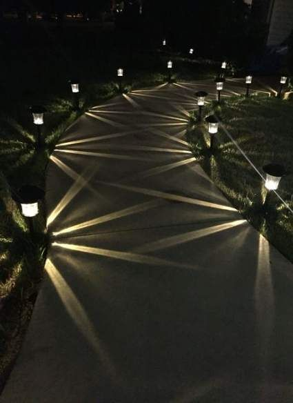 61 Ideas For Landscape Lighting Pathway Driveways Modern Outdoor Landscape Lighting Landscape Lighting Kits Solar Landscape Lighting