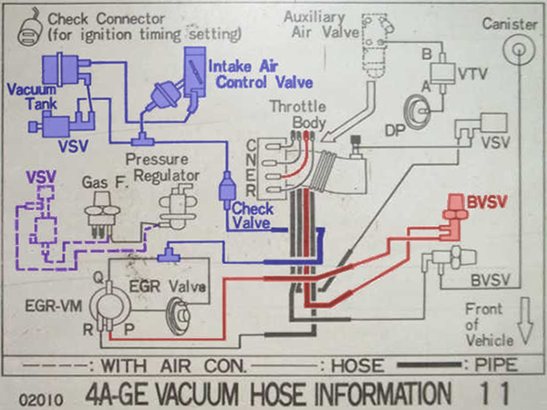 Toyota Car Models, Ae86 Ignition Wiring Diagram