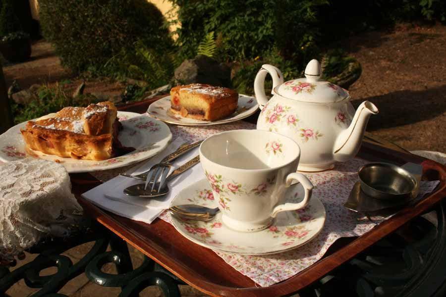 Periwinkle Tea Rooms Selworthy