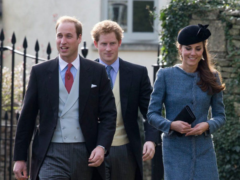 Kate Middleton Attends Wedding Of Close Friends In Perfect Spring Style