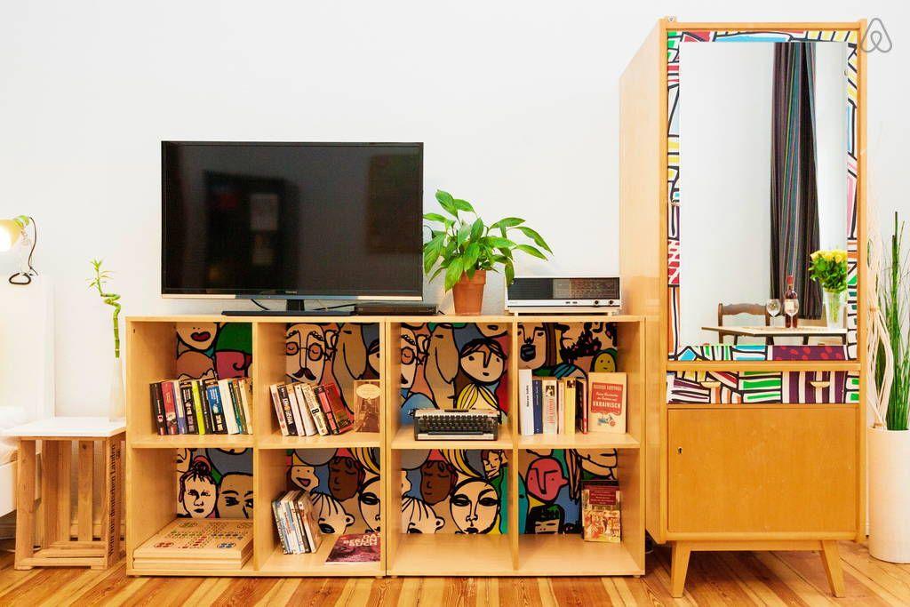 Dai un'occhiata a questo fantastico annuncio su Airbnb: Nuovo e stiloso a Friedrichshain - Appartamenti in affitto a Berlino