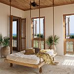 hanging-bed-over-sand