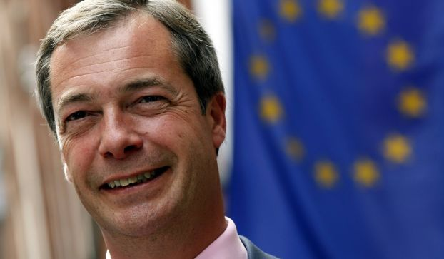 """Farage Grillo Europa: """"il leader del M5S è una mente acuta"""""""