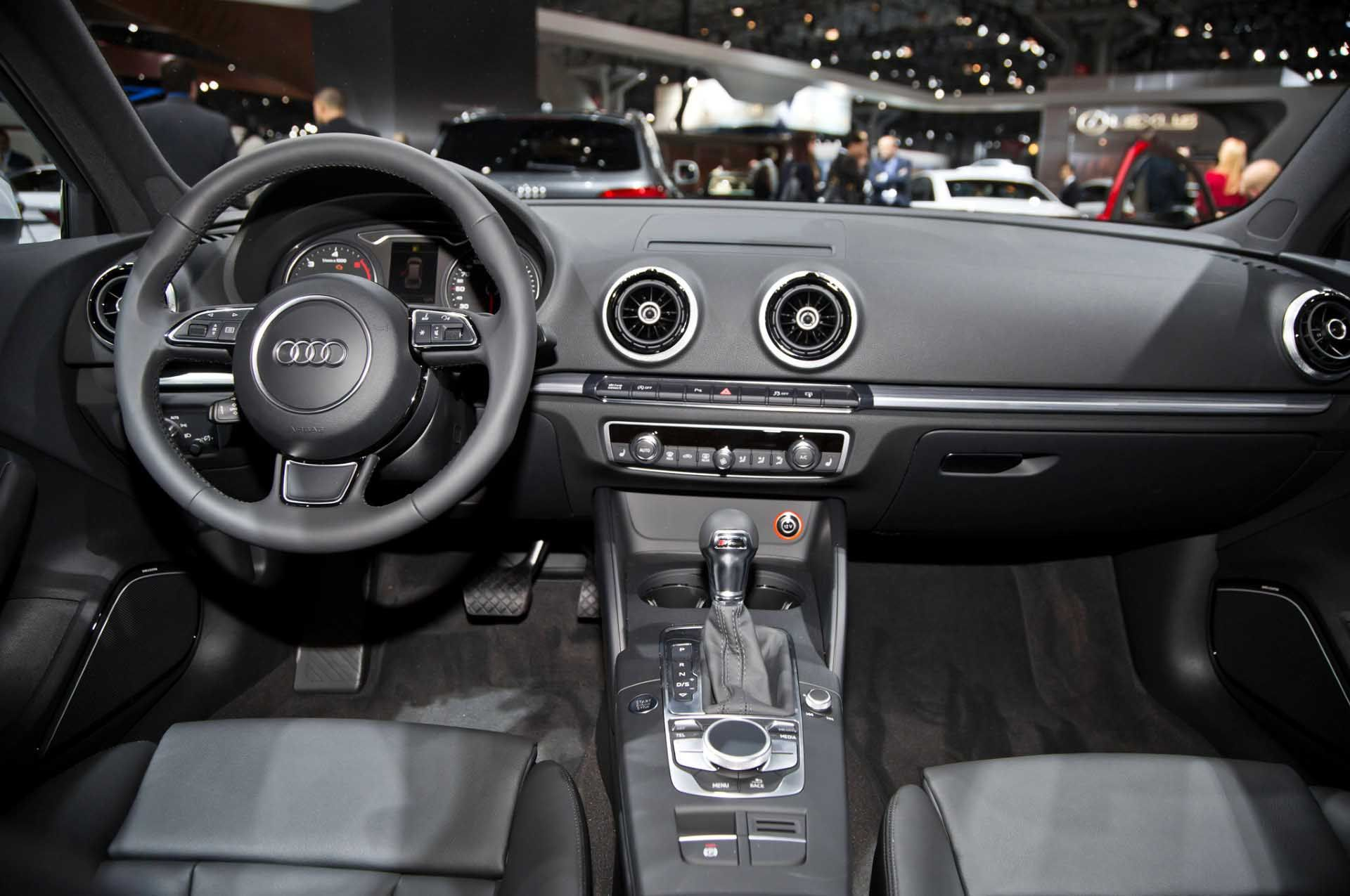 Download Splendid Audi A3 Sportback Interior Full Hd Wallpaper Full Size 116