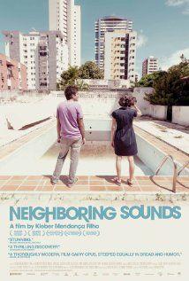 Neighboring Sounds (2012) Poster