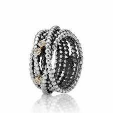 Resultado de imagen para anillos de plata y oro