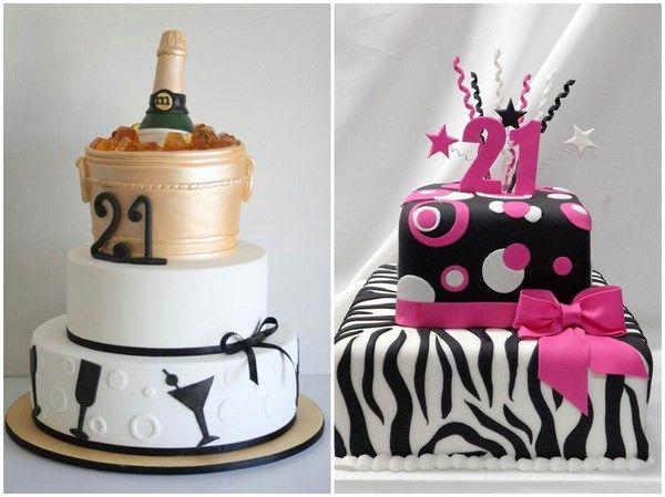 custom made birthday cakes 21st cakes Birthday cakes Pinterest