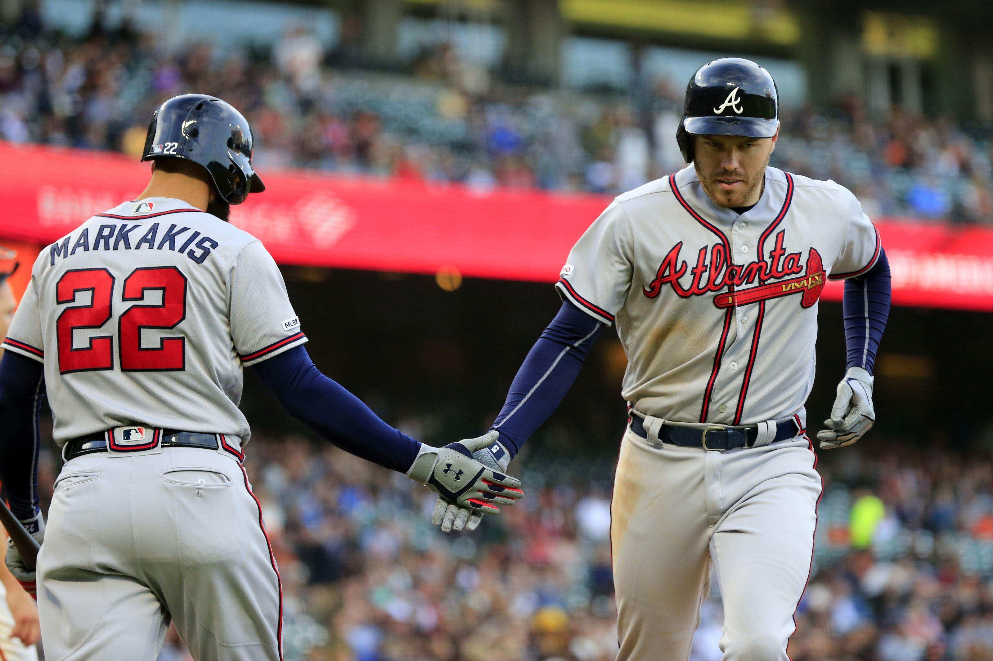 3 Takeaways As Atlanta Braves Blast Giants Behind Max Fried And Homers Atlanta Braves Braves Atlanta
