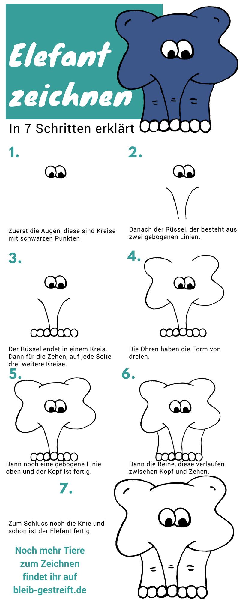 Elefant Zeichnen Lernen Draw Zoo Animals S By S Zeichnen Lernen