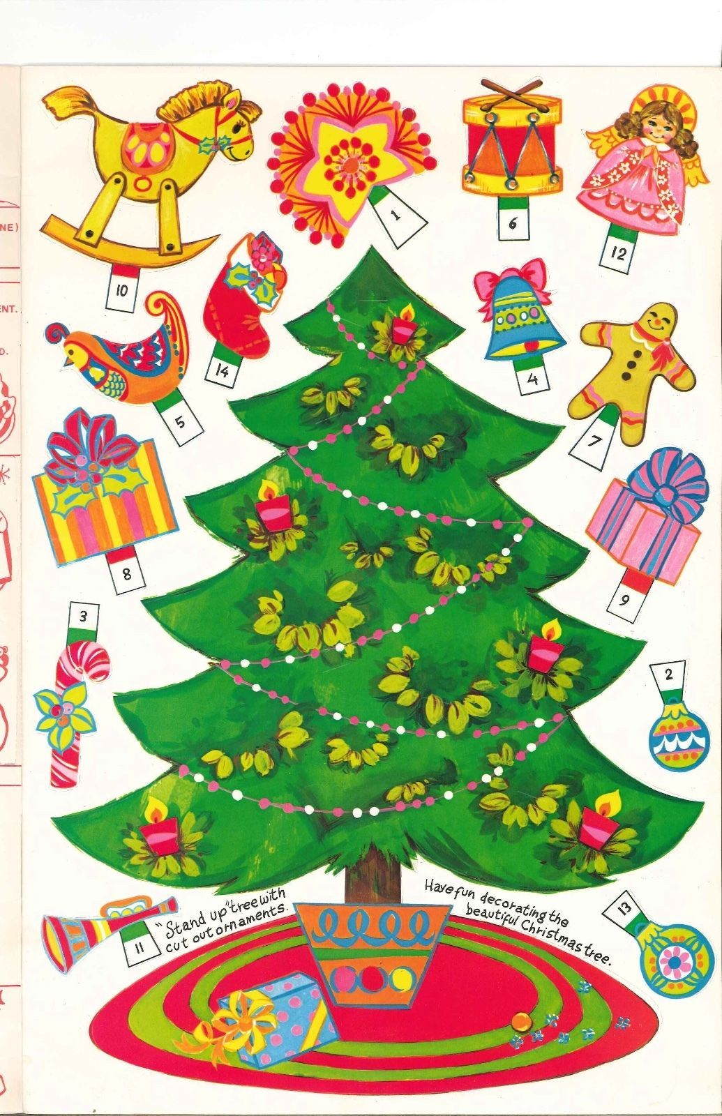 Vintage Uncut 1960s Christmas Playbook Paper Doll Orig Sz Laser Reproduction Paper Dolls Christmas Paper Crafts Christmas Paper
