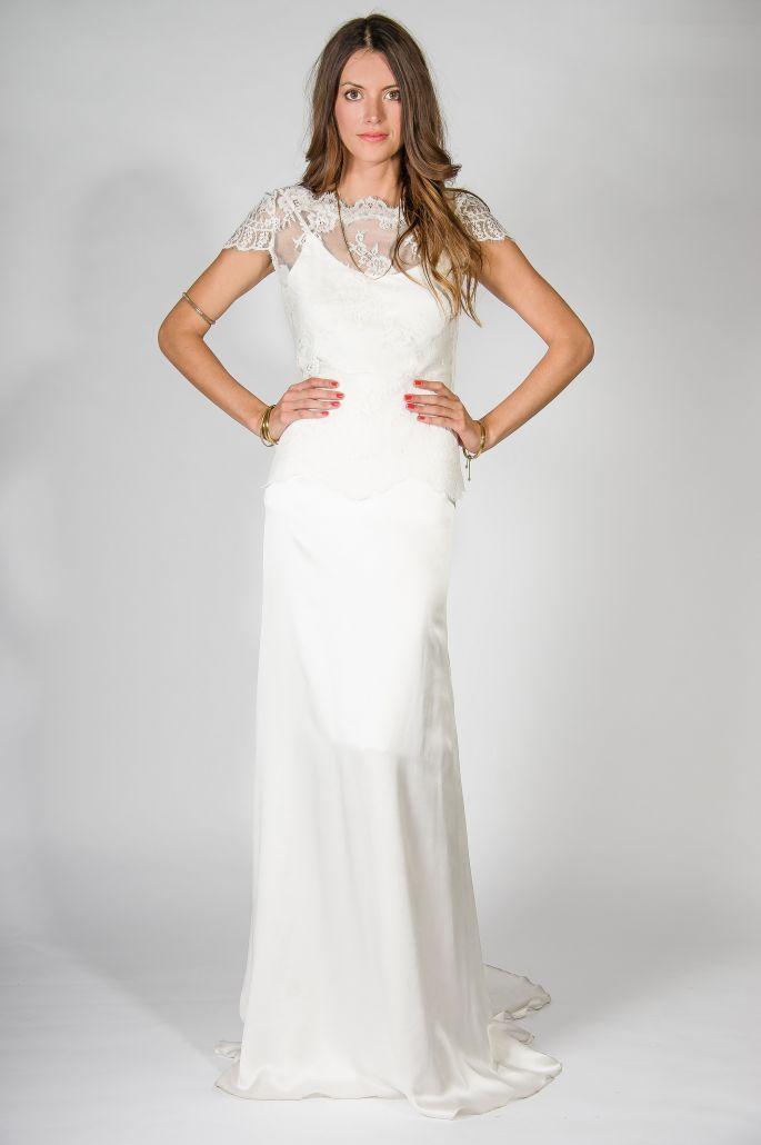 Best of Brit: Our Favorite British Wedding Dress Designers | British ...