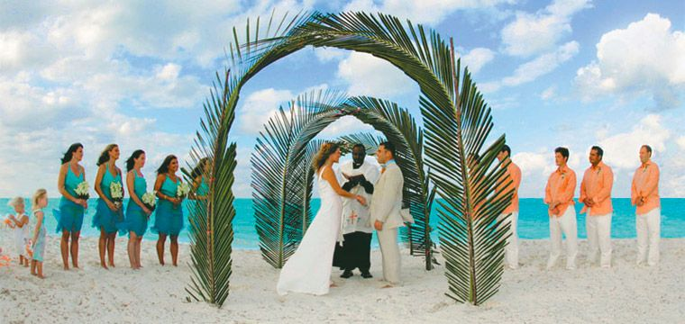 Caribbean Bahamas All Inclusive Affordable Beach Wedding Packages Best Weddings
