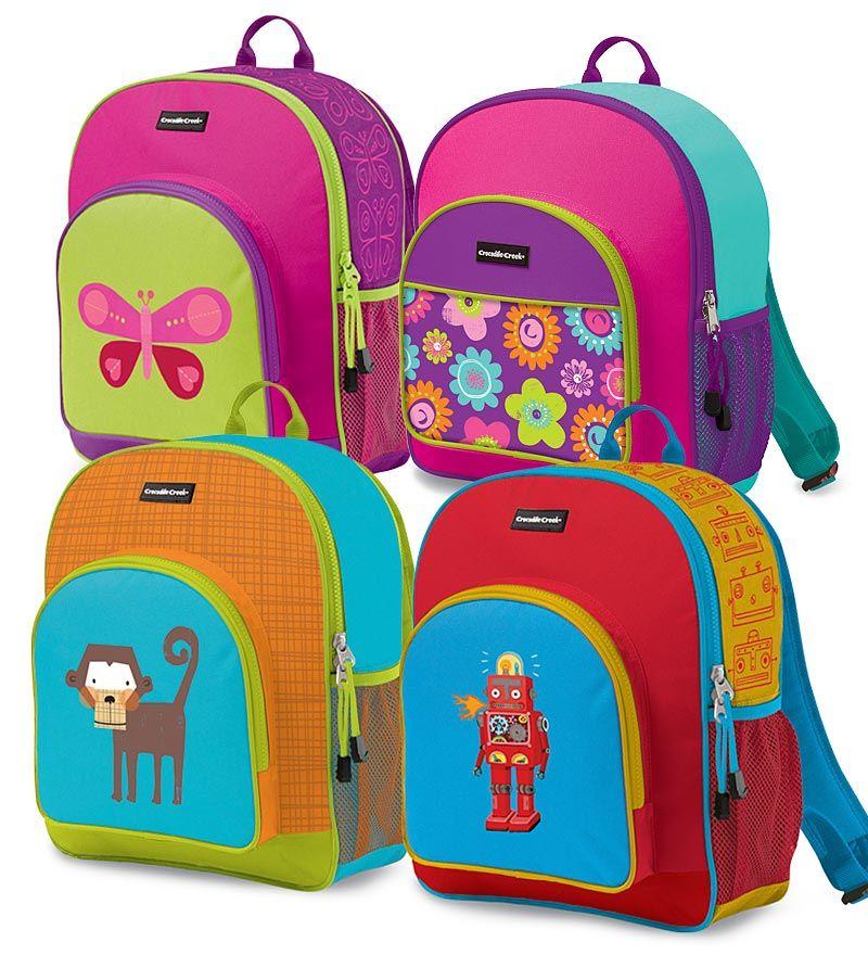Crocodile Creek Kids' Backpacks. Sturdy and durable meets super ...