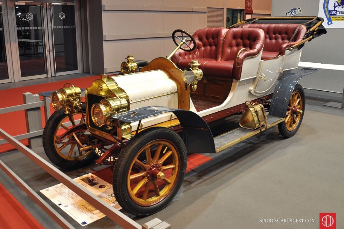 Brouhot Type D Double Phaeton - 1908 | Autos 1890 to 1919 ...