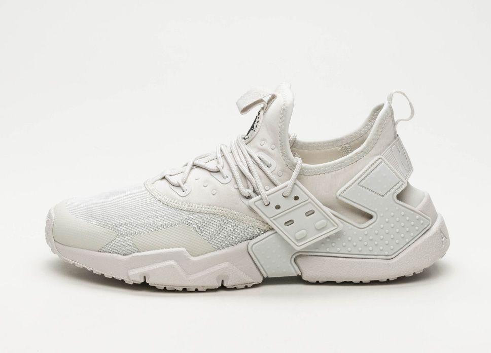 2eb9b7eb118c Nike Air Huarache Drift (Light Bone   Black)  lpu  sneaker  sneakers ...