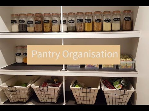 Pantry Organization Ideas On A Budget Tips For Organising A