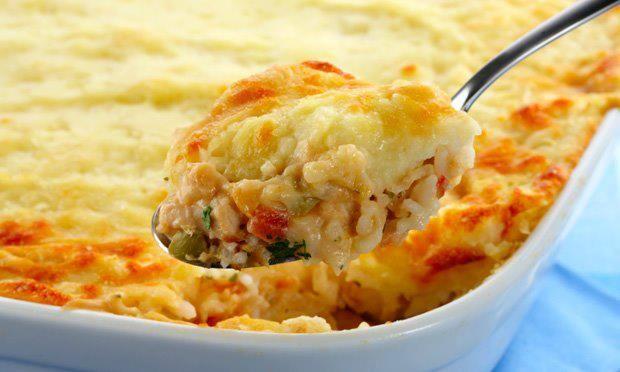 1 Kg De Batata Cozida E Espremida 1 Colher Sopa De Manteiga