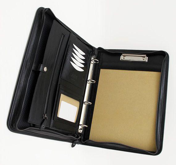 Professional Business Padfolio \u2013 A multipurpose organizer, business