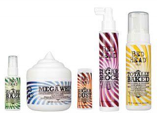 Delicious Beauty Tigi Bed Head Candy Fixations Hair Care Tigi