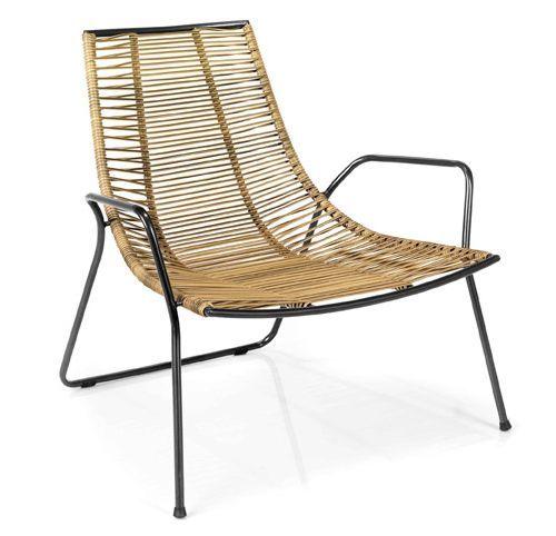 fauteuil de jardin alinea armchair