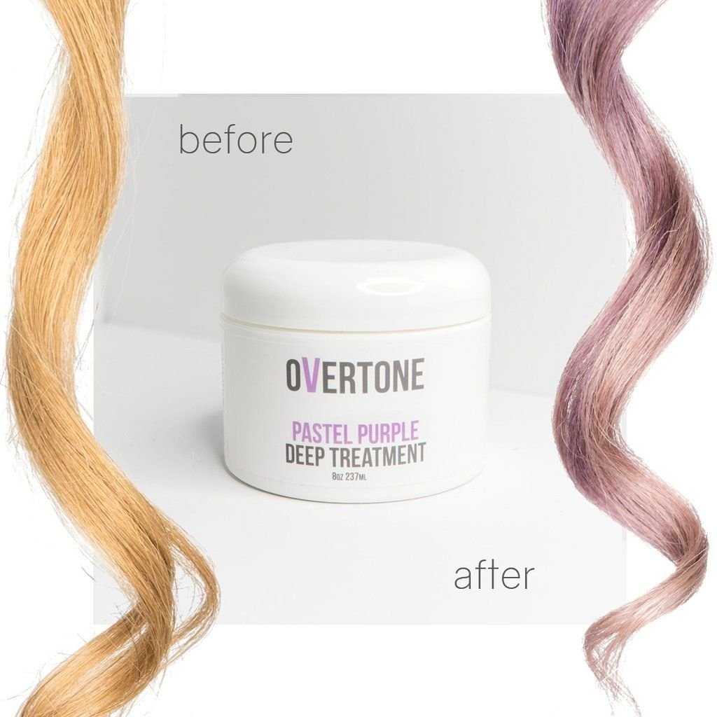 27 Absolutely Amazing Products That Are Basically Magic Overtone Hair Light Purple Hair Pastel Purple Hair