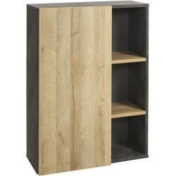 Photo of Classificatore – color legno – 80 cm – 110 cm – 35 cm – mensole> librerie mobili Kraft