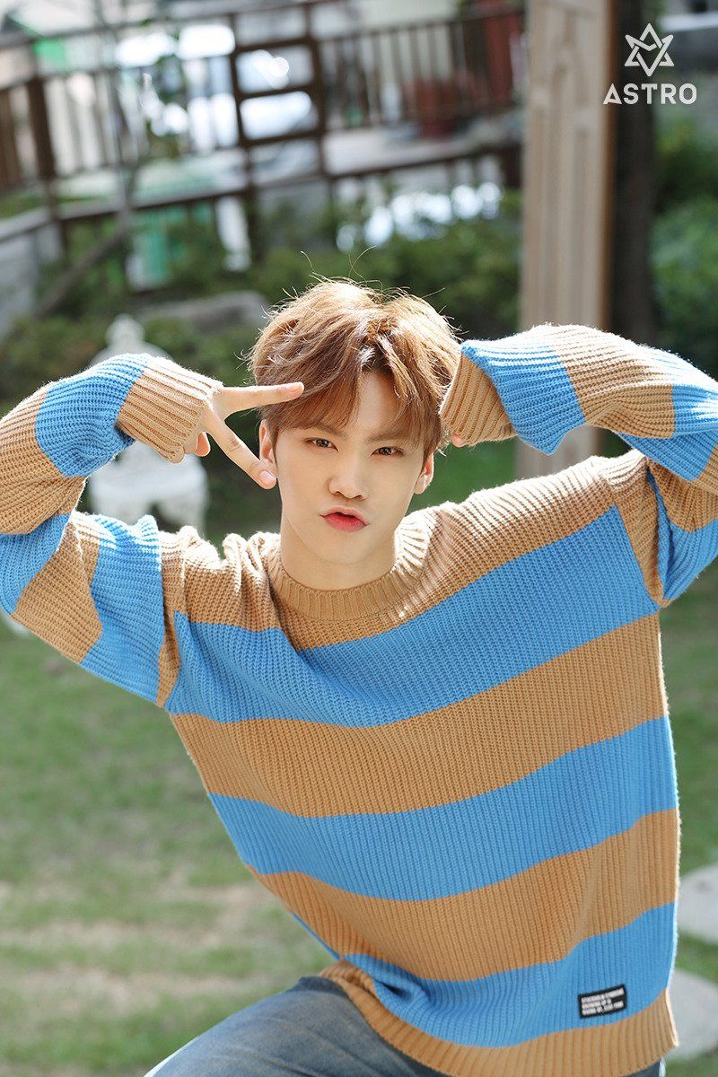 091216 Astro Official Fancafe Rocky In 2019 Astro