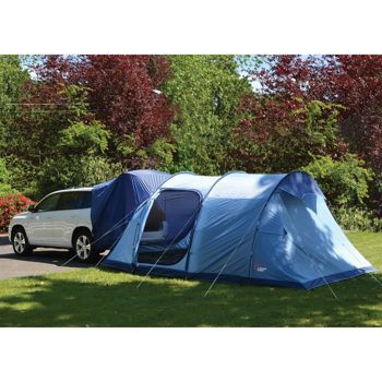 Costco Outdoor Works® Highwayman 5 SUV Tent  sc 1 st  Pinterest & Costco: Outdoor Works® Highwayman 5 SUV Tent | Camping u0026 Glamping ...
