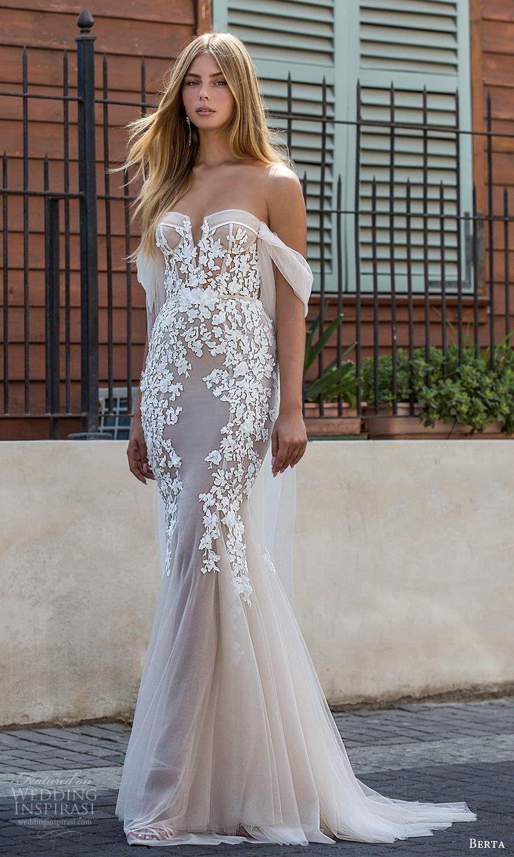 Berta Privée Fall 20 Wedding Dresses — Bridal Collection No. 20 ...
