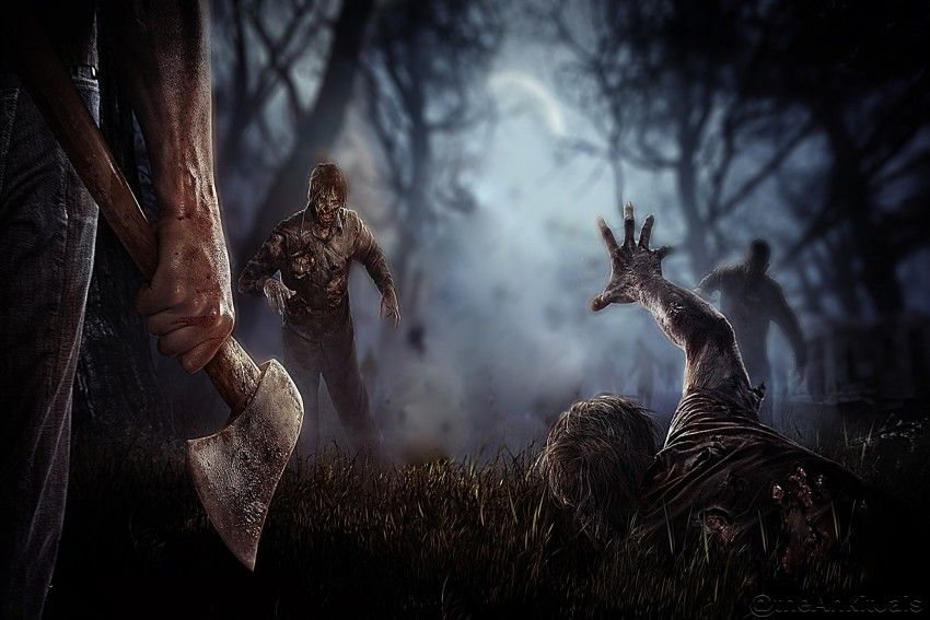 Horror Dark Gothic Backgrounds For Photoshop Manipulations Gothic Background Picsart Background Scary Backgrounds