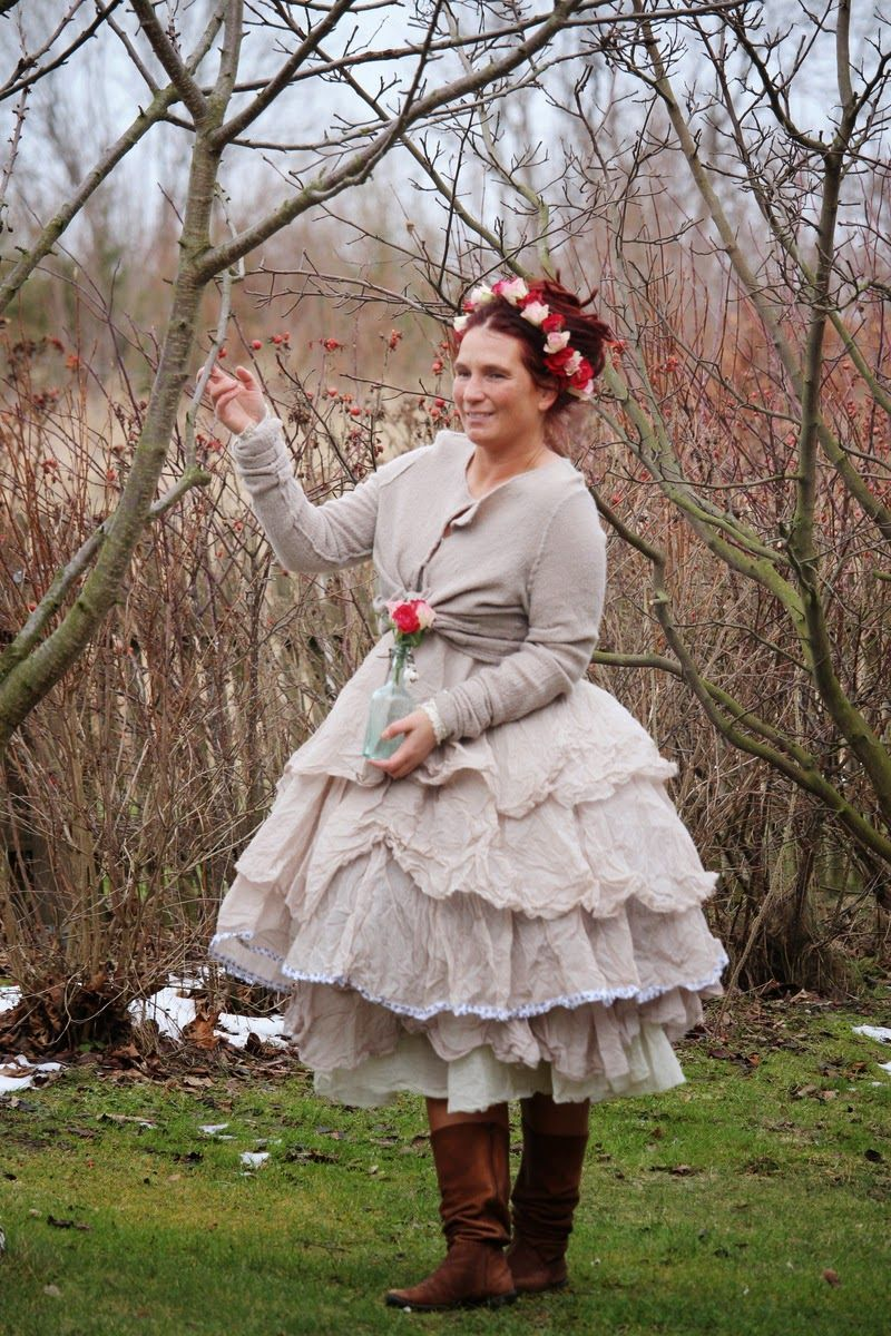 dde48f782d25 Naturmoden Steffi Hacke: Winterinspiration // Ewa I Walla | Mary in ...