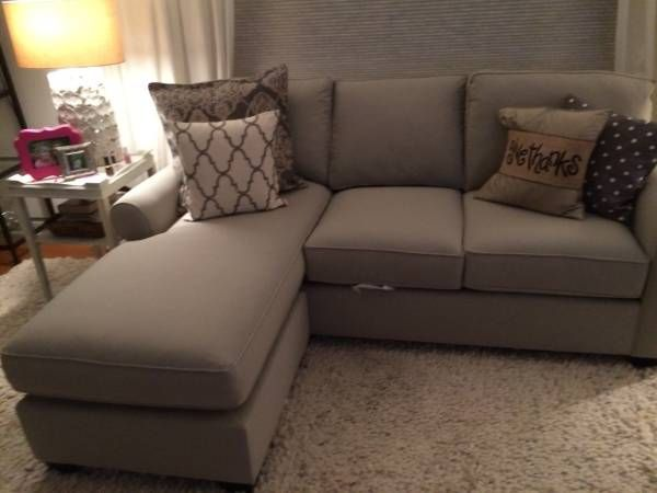 Brand New Pottery Barn Buchanan Sofa W Chaise Delivered One Week