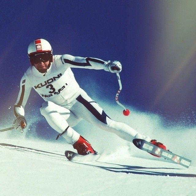 Franz klammer ski nirvana pinterest franz klammer for Designhotel skifahren