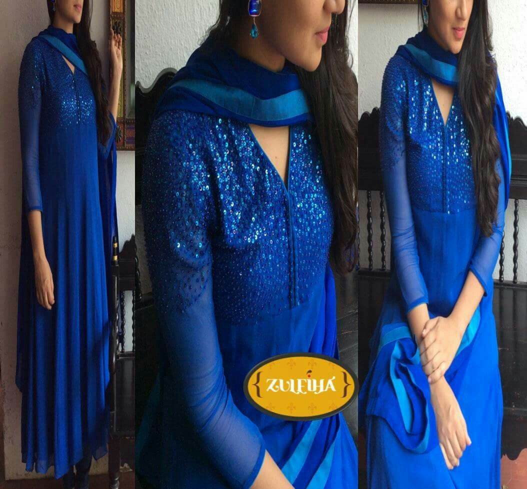 Pin by Lubina Yasin on sparsh Salwar designs, Clothes