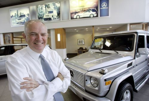Mike Jackson, CEO of AutoNation, poses at a Mercedes-Benz in dealership in Fort Lauderdale, Fla., in a 2006 file photo(Photo: AP)      NEW YORK — The outspoken CEO of the largest automotive dealership franchise in the U.S. publicly questioned the market value of Tesla on Tuesday,... http://usa.swengen.com/tesla-is-a-ponzi-scheme-or-itll-work-out/